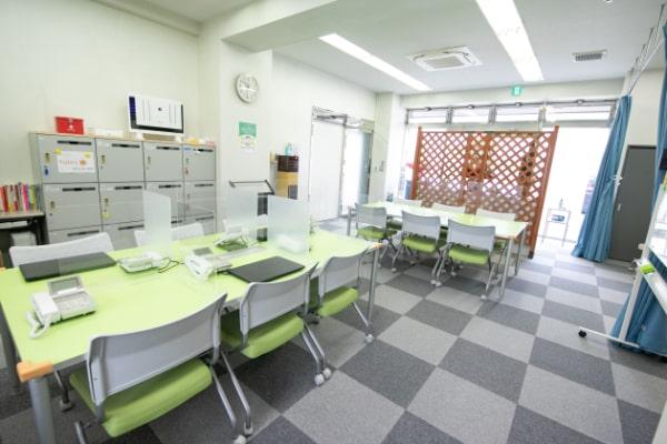 放課後等デイサービスが草加市にオープンいたしました。
